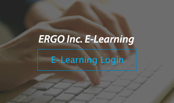 ERGO E Learning Login