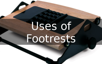 Footrest 25 Year Campaign Giveaway
